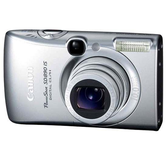 Canon PowerShot SD890 IS Elph 10MP Digital Camera